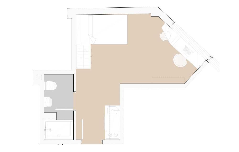 Estudio + Residencia Universitaria en Granada