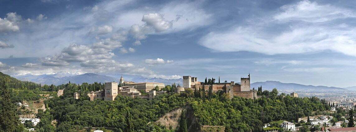 Granada una ciudad con arte