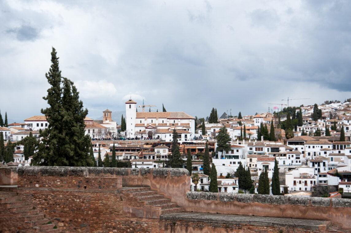 residencia de estudiantes en Granada