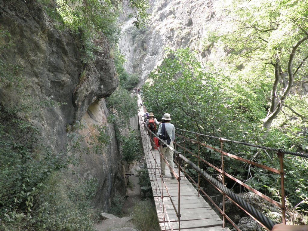 Rutas para hacer en Granada