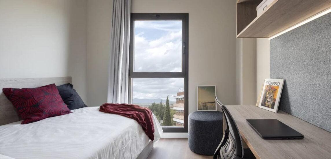 Por qué elegir la residencia de estudiantes de Amro en Málaga